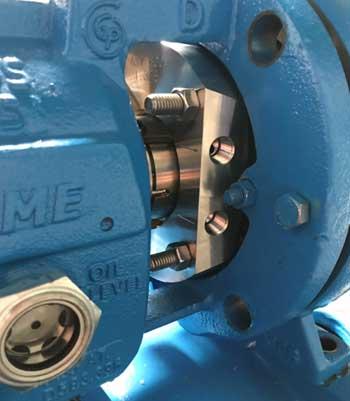 Installed Cartridge Mechanical Seals